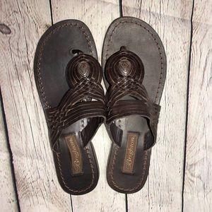 Brighton Athens Sandals in GUC Sz 8.5M